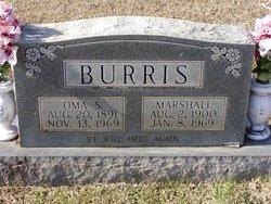 Oma <i>Strickland</i> Burris
