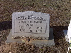 Cecil Browning Zorn