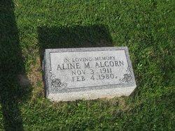 Aline M Alcorn