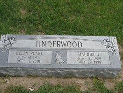 Helen Pearl <i>Stevens</i> Underwood