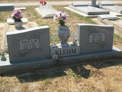 Willie F Klehm, Jr