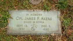 Corp James Francis Akers