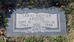 Sarai <i>Aponte</i> Hefner