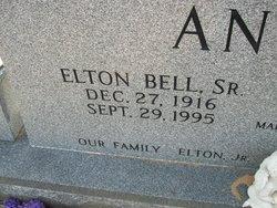 Elton Bell Anderson, Sr