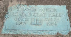 Louise Clay Hall