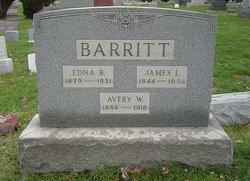 Avery W Barrett