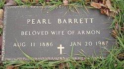 Eva Pearl <i>Drovillard</i> Barrett