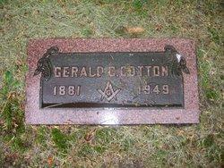 Gerald Cecil Gerry Cotton