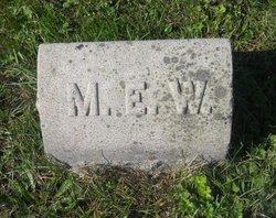 Mary Eliza <i>Fairbanks</i> Whitman