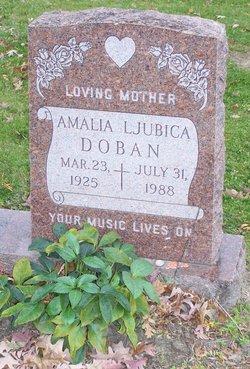 Amalia <i>Ljubica</i> Doban