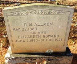Elizabeth <i>Howard</i> Allmon