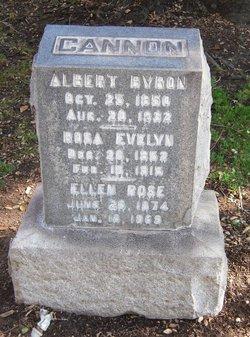 Albert Byron Cannon