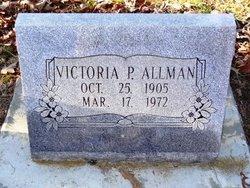 Victoria P <i>Price</i> Allman
