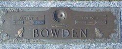 Albert H Bowden