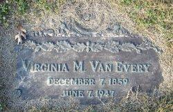 Virginia M. Van Every
