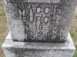 Maggie Burch
