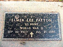 Elmer Lee Payton
