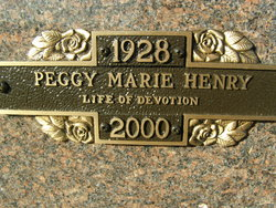 Peggy Marie Henry