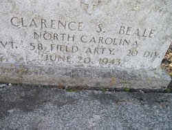 Clarence S Beale