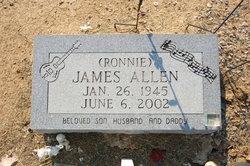 James Ronnie Allen