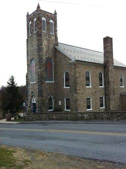 Saint Pauls Blue Church Cemetery
