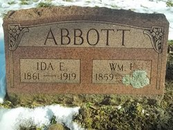 William E Abbott