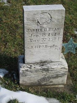Daniel Demetrius Brandt