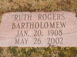 Ruth <i>Rogers</i> Bartholomew