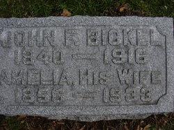 Amelia Bickel