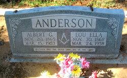 Albert Guthrie Anderson