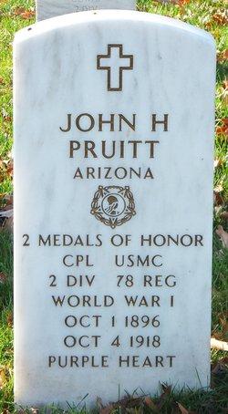 John Henry Pruitt