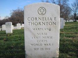 Cornelia Elizabeth Nellie Thornton