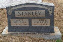 Mattie Mat <i>Pinion</i> Stanley