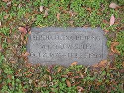 Bertha Olena <i>Herring</i> Goley