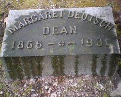 Margaret <i>Deutsch</i> Dean