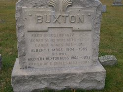 Agnes Viola Buxton