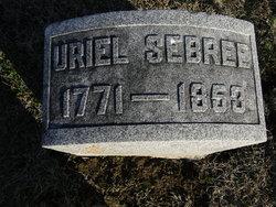 Maj Uriel Sebree