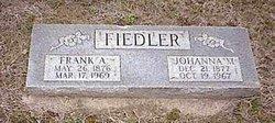 Frank A Fiedler