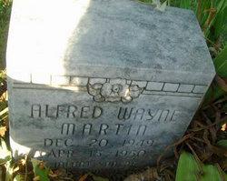 Alfred Wayne Martin