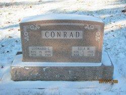 Ella Marie <i>Lofgren</i> Conrad