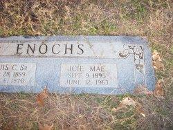 Icie Mae <i>Blythe</i> Enochs
