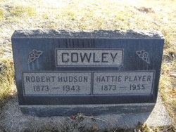 Hattie <i>Player</i> Cowley