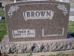 Fred R. Brown