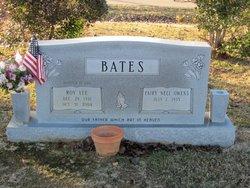 Roy Lee Bates
