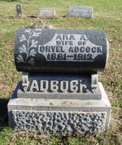 Ara A Adcock