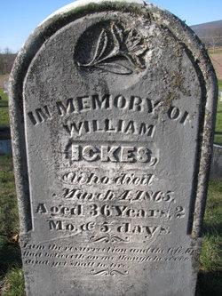 William Ickes
