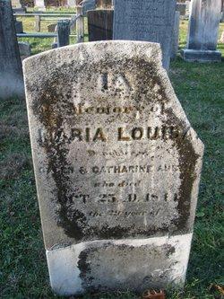 Maria Louisa Austin