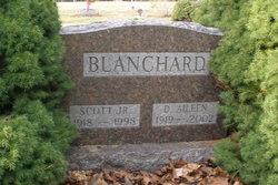 Dagmar Aileen <i>Matson</i> Blanchard