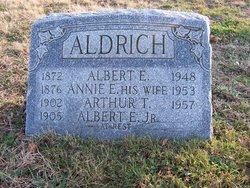 Albert Eugene Aldrich