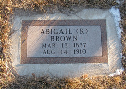Abigail K Brown